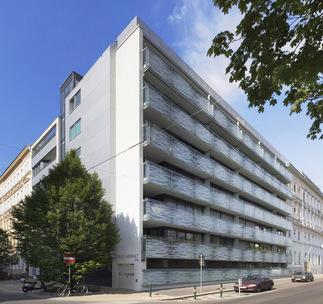 Wohnhaus Wasnergasse, Foto: Adsy Bernart