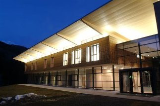 Heim und Ausbildungszentrum Iselsberg, Foto: Ferdinand Neumüller