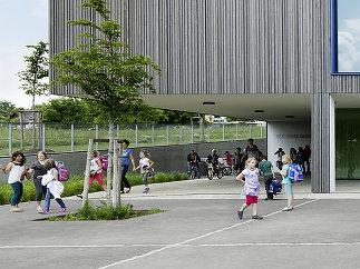 Volksschule Hausmannstätten, Foto: Paul Ott