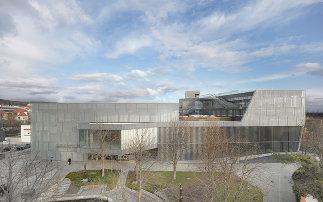 Kultur und Kongresszentrum, Foto: Roland Halbe