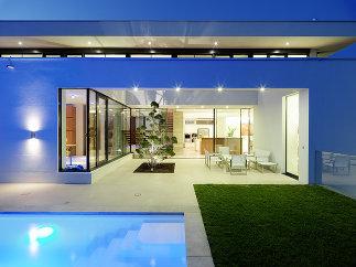 Atriumhaus schafler architektur graz a for Atriumhaus bauen