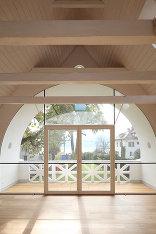 """Seehaus P. – """"BACKBOARD"""", Foto: winkler + ruck architekten"""