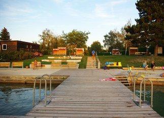 Strandpark Neufeldersee, Foto: 3:0 Landschaftsarchitektur