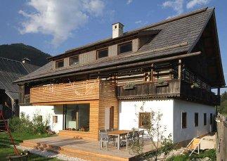 Mallhof_Umbau Bauernhaus, Foto: Roland Gruber
