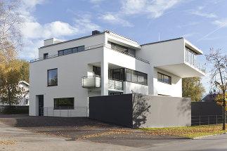 Büro- und Wohnhaus Moosstraße, Foto: Andrew Phelps