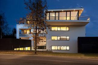 Büro- und Wohnhaus Moosstraße © Andrew Phelps