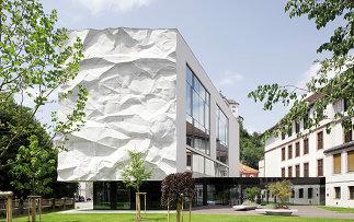 Erweiterung und Sanierung BG und BRG Kufstein, Foto: David Schreyer