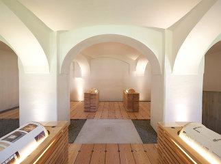 Schatzkammer Gurk, Foto: winkler + ruck architekten