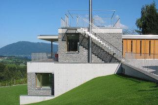 pavillon ber dem traunsee fischill architekt traunkirchen a 2009. Black Bedroom Furniture Sets. Home Design Ideas