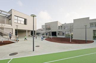 Bildungscampus Sonnwendviertel, Foto: Hertha Hurnaus