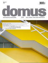domus Deutsche Ausgabe 15-013