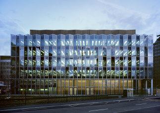 Laborgebäude Novartis Campus, Foto: Lukas Roth