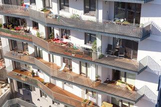 """Co-housing """"JAspern"""", Foto: Markus Kaiser"""