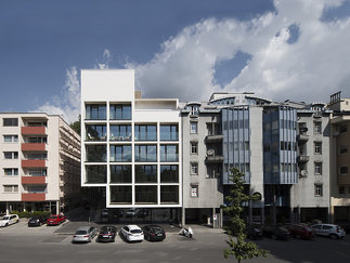 Stadthaus Mariahilf, Foto: Birgit Koell