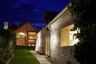 bauernhaus m1 cp architektur jois a 2015. Black Bedroom Furniture Sets. Home Design Ideas