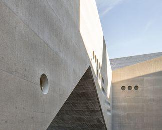 Schweizerisches Landesmuseum - Erweiterung, Pressebild: Roman Keller