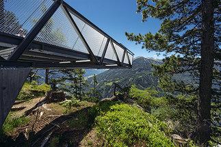 Natur- und Kulturpanorama Gacher Blick, Foto: Hanno Mackowitz