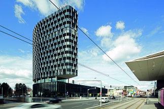 Styria Media Center Graz, Foto: Franz Ebner