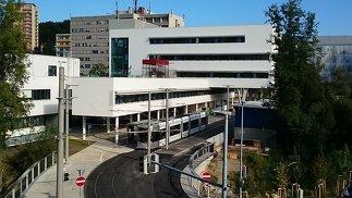 Zahnmedizin – LKH-Univ. Klinikum Graz, Foto: Ernst Giselbrecht Partner architektur zt gmbh