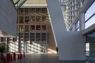 Europäische Zentralbank - Neubau, Foto: Paul Raftery / ARTUR IMAGES