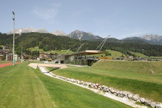 ATHLETIC AREA Schladming, Foto: Zita Oberwalder