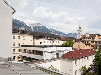 Erweiterung BG/BRG Adolf-Pichler-Platz, Foto: Christian Flatscher