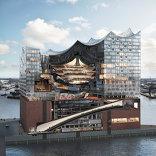 Elbphilharmonie Hamburg, Schaubild: © Herzog & de Meuron, bloomimages