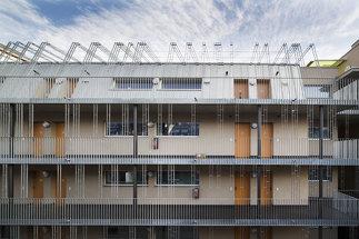 Kleinwohnungen Amraserstraße, Foto: Birgit Koell