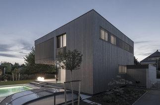 Einfamilienhaus Hartwig, Foto: Simon Bauer