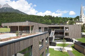 seniorenwohnhaus st cyriak gerhard. Black Bedroom Furniture Sets. Home Design Ideas