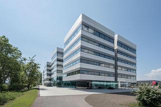 NBD - Doppelmayr Büro Hohe Brücke, Foto: Hertha Hurnaus