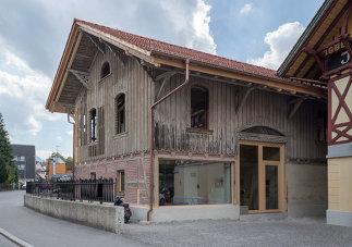 Oeconomie-Gebäude Josef Weiss, Foto: Nußbaumer Photography