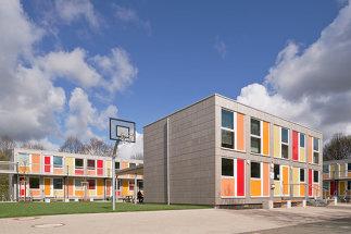 Wohnheim für Flüchtlinge, Foto: Olaf Mahlstedt
