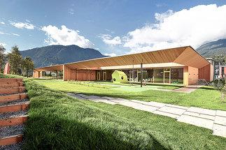 Querkopf Architekten nextroom at kindergarten und kinderkrippe auf arzill martin