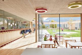 Kindergarten und Kinderkrippe Auf Arzill, Foto: Mario Rabensteiner