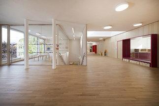 Erweiterung Kindergarten Kundl, Foto: Birgit Koell
