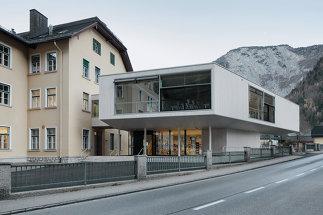 Erweiterung HTL/HTBLA Hallstatt, Foto: Gregor Graf