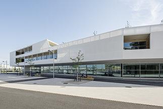 Bundesschule Aspern, Foto: Hertha Hurnaus