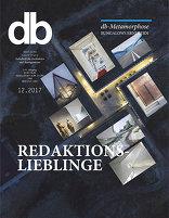 db deutsche bauzeitung 12|2017