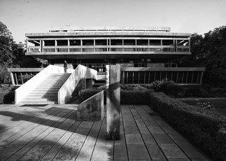 Pritzker-Preis für Architektur geht an Balkrishna Doshi © courtesy of VSF