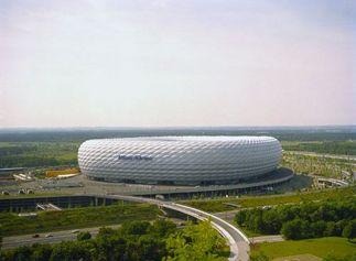 Allianz-Arena, Foto: Gerhard Hagen / ARTUR IMAGES