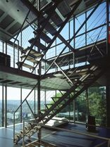 Glashaus «R 128», Foto: Roland Halbe / ARTUR IMAGES