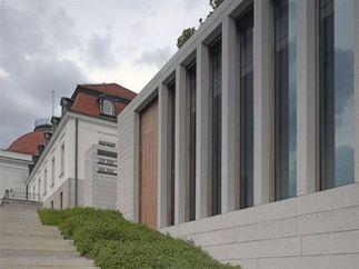 Literaturmuseum der Moderne, Foto: Christian Richters / ARTUR IMAGES