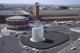 Denkmal für die Terroropfer von Atocha, Foto: Roland Halbe / ARTUR IMAGES