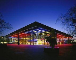 Neue Nationalgalerie, Foto: Barbara Staubach / ARTUR IMAGES