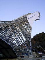 Olympiaschanze, Foto: Stefan Müller-Naumann / ARTUR IMAGES