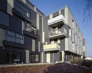 Frauenwohnprojekt [ro*sa] Donaustadt, Foto: Pez Hejduk