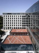 Arbeiterkammer Wien - Umbau und Erweiterung, Foto: Manfred Seidl