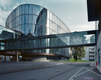 Borealis Innovation Headquarters, Foto: Margherita Spiluttini