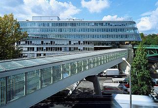 Bürogebäude Skyline, Foto: Rupert Steiner